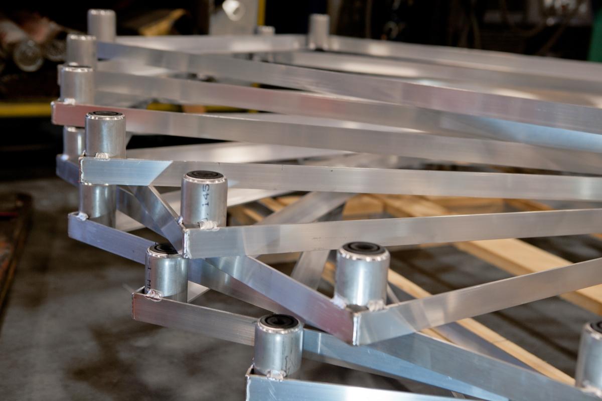 Pierce aluminum fabrication services