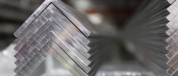Pierce Aluminum angle