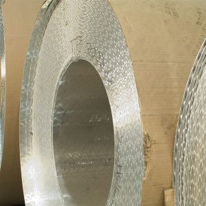 Pierce Aluminum cut-to-length sheet coil